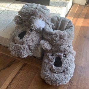 Toastie Koala slippers